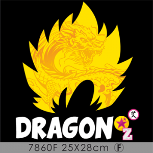 Camiseta Dragon Z - Dragon...