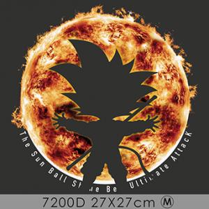 Camiseta Goku Sunball -...