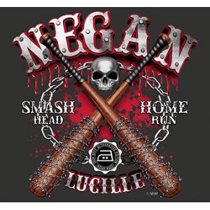Camiseta Negan Lucille -...