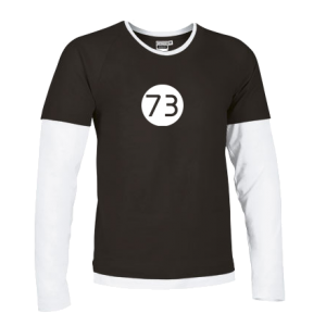 Camiseta Sheldon 73