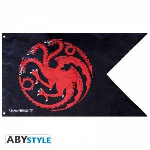 Bandera Targaryen - Juego...