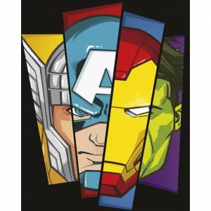 Canvas 20x25cm Marvel Avengers