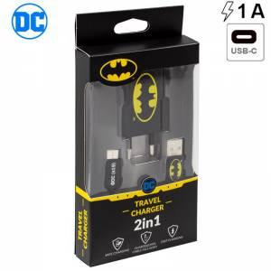 Cargador USB C Batman - DC...