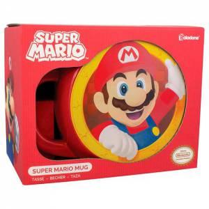 Taza Mario Bros 3D