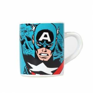 Taza mini Capitán América