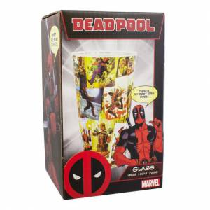 Vaso Deadpool comic - Marvel