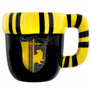 Taza Hufflepuf uniform -...
