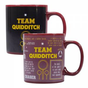 Taza Quidditch - Harry Potter