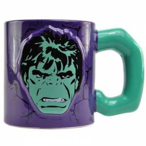 Taza Hulk 3D