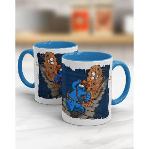 Taza Cookie aventura
