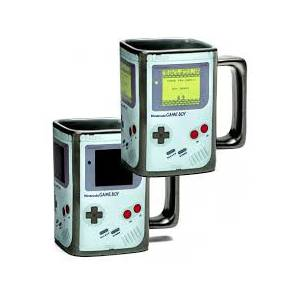 Taza Game Boy 3D