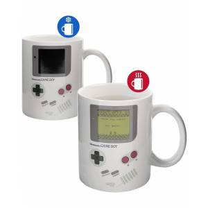 Taza Game Boy térmica