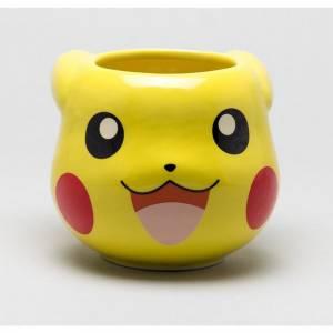 Taza Pikachu 3D - Pokemon
