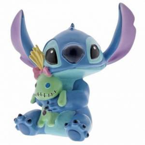 Figura Stitch con su muñeco