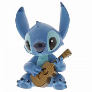 Figura Stitch con ukelele -...