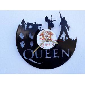 Reloj de pared Queen