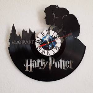 Reloj de pared Harry Potter