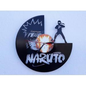 Reloj de pared Naruto