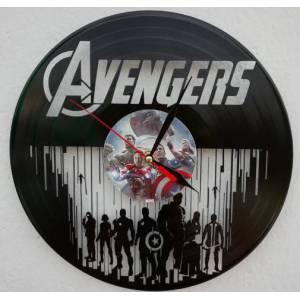 Reloj de pared Avengers -...
