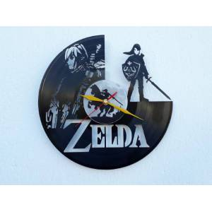 Reloj de pared Legend of Zelda