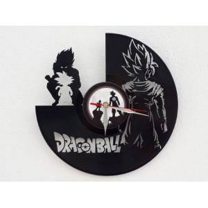 Reloj de pared Dragon Ball