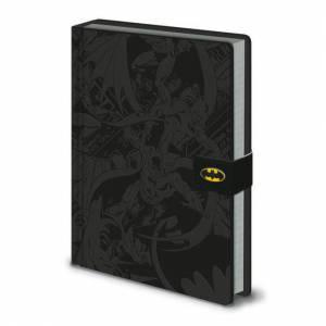 Cuaderno Batman premium A5...
