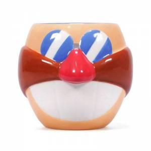 Taza Dr. Eggman 3D - Sonic...