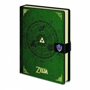 Cuaderno Legend of Zelda -...