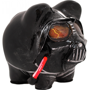 Hucha cerámica Darth Vader...