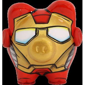 Hucha cerámica Ironman -...