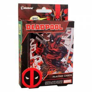 Baraja de naipes Deadpool