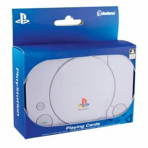 Baraja de naipes Playstation