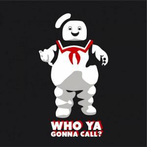 Camiseta Ghostbuster