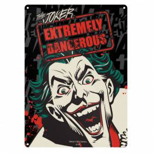 Placa Joker - Batman