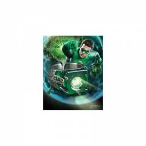 Anillo con luz Linterna verde - DC comics