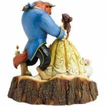 Figura La Bella y la Bestia - Disney