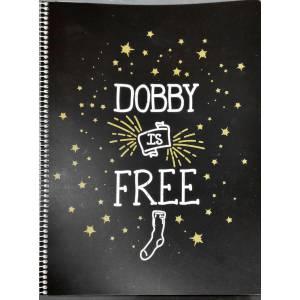 Cuaderno A4 Dobby - Harry Potter