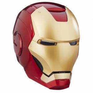 Réplica casco Ironman