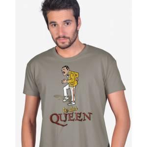 Camiseta Te das Queen