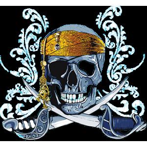 Camiseta Piratas del Caribe