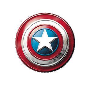 Camiseta Capitán América -...