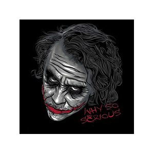 Camiseta Joker - Batman -...