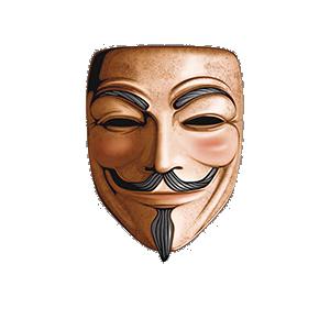 Camiseta V de Vendetta