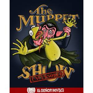 Camiseta The Muppets show