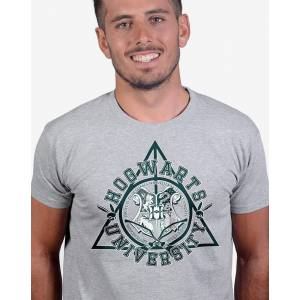 Camiseta Hogwarts universty
