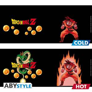 Taza mágica Goku
