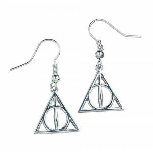 Pendientes Deathly hallows