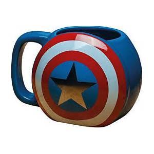 Taza Capitán América -...