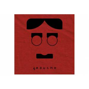 Camiseta Groucho Marx