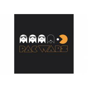 Camiseta Pac Wars - Star...